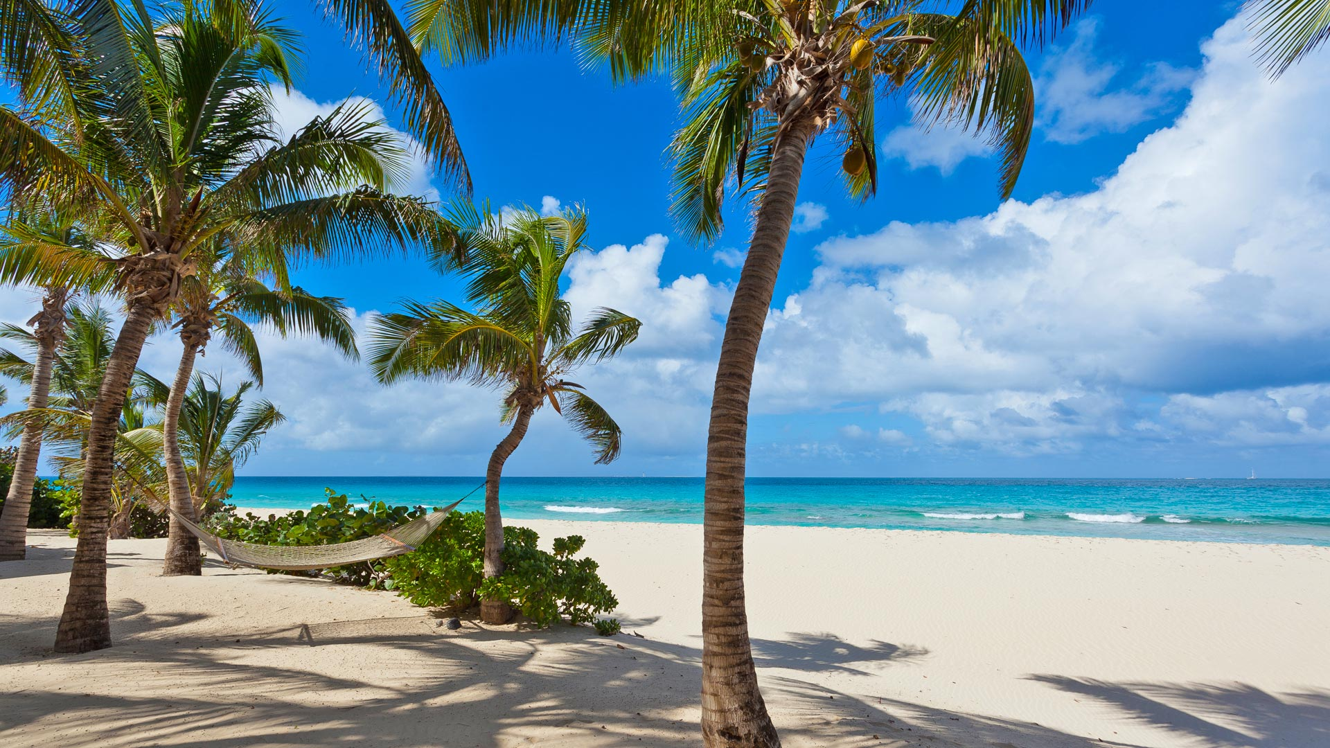 Anguilla offers secluded beaches for those seeking privacy